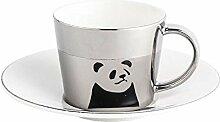 Espresso Tassen Kreative Reflection Cup Cartoon