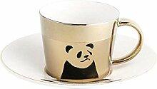 Espresso Tassen Kreative Tasse Cartoon Panda