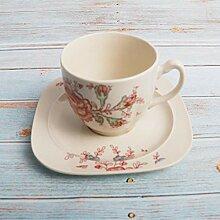 Espresso Tassen Porzellan Teetasse Untertasse