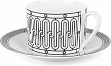 Espresso Tassen Tasse Kaffee Teetassen Retro
