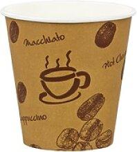 Espressobecher Premium  `Coffee to go` Pappe