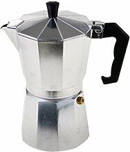Espressokocher 6 Tassen Espresso Kd-600 Auch als