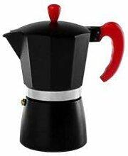 Espressokocher Hochdruck-Cafeteria Espresso-Kanne