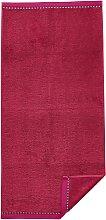 Esprit Handtuch 1 50x100 cm, pink Handtücher