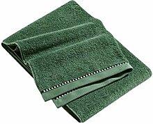 ESPRIT Handtuch Box Solid | 5525 Moss Green - 50 x