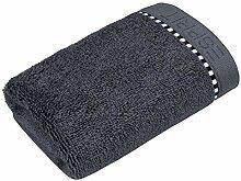 ESPRIT Handtuch Box Solid | 740 Grey Steel - 50 x