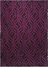 ESPRIT Handtuft Teppich City Glam 200x200