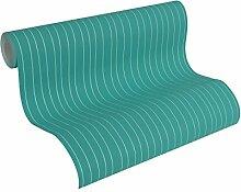 Esprit Home Vliestapete Urban Spring Tapete Streifentapete 10,05 m x 0,53 m grün Made in Germany 302783 30278-3