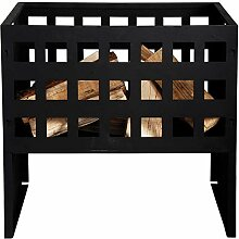 Esschert Design Feuerkorb, Feuerstelle, rechteckig
