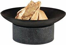 Esschert Design Feuerschale Granito Ringsockel,