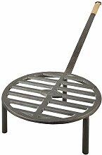 Esschert Design ff249Fire Pit Grill mit Griff