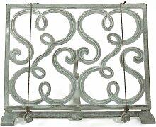 Esschert Design Kochbuchständer C8031–Grau