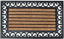 Esschert Design RB108 Türmatte, Kokosfaser,