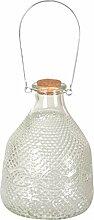 Esschert Design Vintage Wespenfalle mit Glas, 15 x