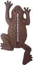Esschert TH62 Design, Thermometer Frosch,