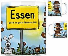Essen (Oldenburg) - Einfach die geilste Stadt der
