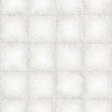 Essener Ambiance Vlies Tapete Grafisch grau weiß