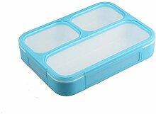 Essensbox 1000ml Partition Leak-Proof Lunch Box
