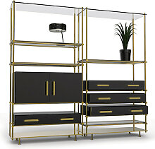 Essential Home MULLIGAN BOOKCASE Standregal
