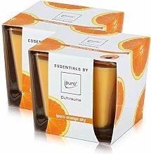 Essentials by Ipuro Duftkerze orange sky 125g -
