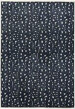Essenza Bory  Teppich Blau 120x180