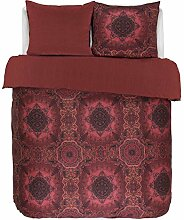 Essenza Trend Heritage Cadiz Red Bettbezüge 100%