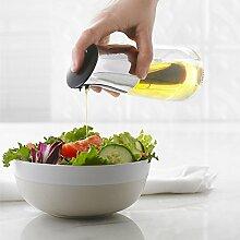 [Essig und Öl Flaschen] Home Sauce-Flasche-A