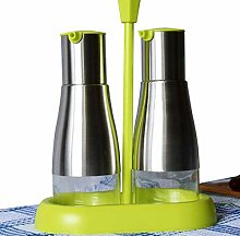 Essig Und Öl Flaschen Küche Gesund