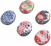 Essstäbchenablage aus Keramik, japanischer Stil,