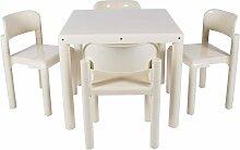 Esstisch & 4 Stühle von Eero Aarnio für UPO,