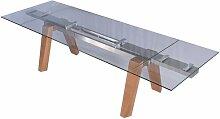 Esstisch Crick Ebern Designs