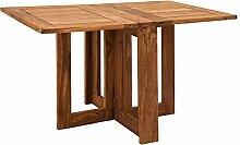 Esstisch klappbar Holz massiv Massivholz