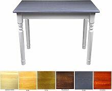 Esstisch Küchentisch Tisch Kiefer massiv