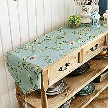 Esstisch Läufer Bett Läufer Bett Handtuch Nordic