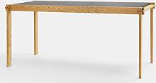 Esstisch Löffler WB 160 x 80 x 73 cm Eiche