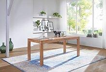 Esstisch Massivholz Akazie 120 cm Esszimmer-Tisch