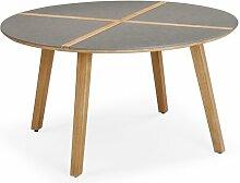 Esstisch McLellen aus Holz