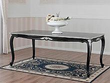 Esstisch Merton Barock Dark Stil Tisch rechteckig