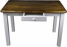 Esstisch mit Schublade Küchentisch Tisch