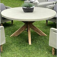 Esstisch Pagnano aus Holz Garten Living