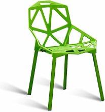 Esszimmerstuhl aus Kunststoff Konferenzraum Stuhl