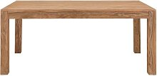 Esszimmertisch aus Sheesham Massivholz geölt