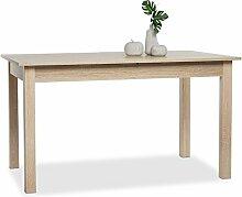 Esszimmertisch Holztisch Küchentisch Auszugstisch