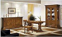EsteaMobili Esszimmer Wohnzimmer Intarsien Holz