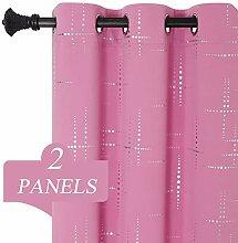 Estelar Textiler Raumteiler-Vorhänge, 244,8 cm