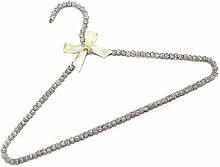 Estellani® Kristall Perlenkleiderbügel – Luxus Kleiderbügel