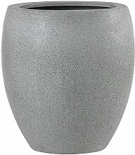 Esteras 8520524857 Ovaler Blumenkübel für den