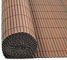 ESTEXO PVC Sichtschutzmatte Sichtschutzzaun