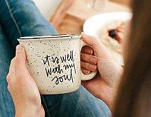 EstherBur87 Es ist gut Kaffee-Haferl Glaube Becher