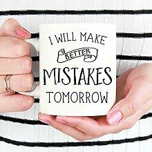 EstherBur87 Ich Mache bessere Fehler Morgen
